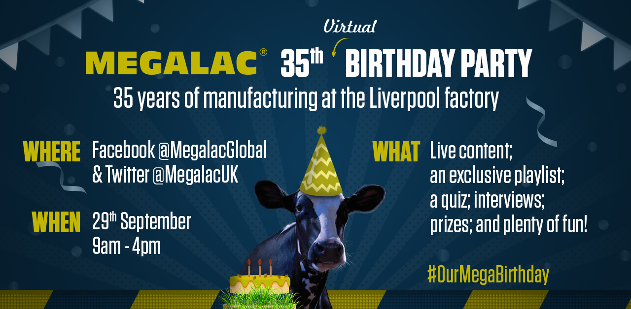 Megalac's 35th birthday celebration at the Liverpool factory